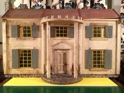 1930's Folk Art Doll's House